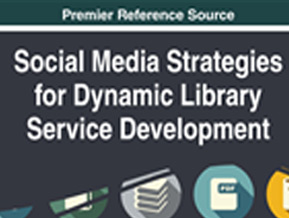 Cover of Enhancing the competitive advantage of libraries through social media marketing